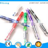 Business gift metal water color pen Good quality water erasable pen