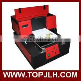 Make your own photo printing Ceramic Tile Metal Plate Printing Machine Flatbed UV Printer A4 size