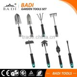 one stop gardens tool set with soft touch handle