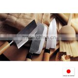 Easy to use and Reliable japanese restaurant decoration kitchen knife at reasonable prices, whetstone also avilable