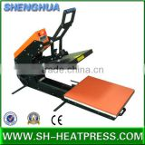 Easy Slide auto open heat transfer sticker printing machine model CY-G3 hot sell in Europe