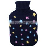 500ml Keeping warm hot water bag with knitted outerwear