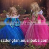 Wholesale Princess Dresses Girls Latest Design Frock Dream Tutu Maxi Dress Sister Clothing Sets