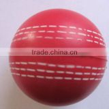7MM cricket stress ball for promotion gift