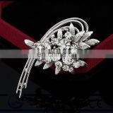 Sweet gift wedding party wedding bouquets of rhinestone crystal brooch pin