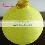 A19PL Paper lantern led lights battery operated