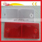 High Quality Hot Selling Plastic Mini Safety Reflector