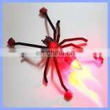 Shock Warning Lights Bike Night Riding Wheels Mountain Bike Bicycle Spokes Spider Wire Lights