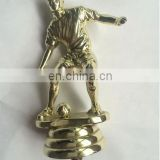 Popular Plastic Gold Basketball Sports Trophy Figurines parts gifts
