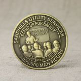 Safety Challenge Coins