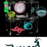 Hamster Acrylic Cage