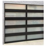 Aluminum Glass Doors with alloy frame and double hollow transparent glass