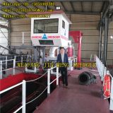 Sand Suction Dredger 30kw Genset Power Deisel Engine