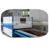 Vacuum Wood Grain finishTransfer Machine For Wooden Door, steel door