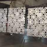 For Sales Department Exterior Wall With 50mm Thickness Veneer Aluminum Carved