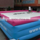 INQUIRY about big airmattress/big air bag Jump/inflatable air bags for stunts
