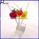 Fancy Disposable Eco-Friendly Plastic Drinking Straw SC002                                                                         Quality Choice