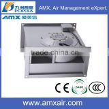 380v 50hz Silent Duct Industrial Exhaust Fan