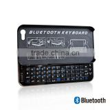 portable design For IPhone5 wireless keyboard,mini sliding bluetooth keyboard for Iphone5