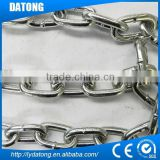 0/11-75/15lbs/pc carbon steel Drop forged anchor chain joining shackles