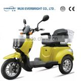cheap old people battery operate tricycle ,electric old people tricycle with CE and EEC