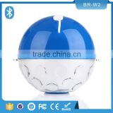 Ball design hot sale waterproof pool wireless stereo led bulb bluetooth floating speaker