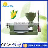 New condition corn germ oil expeller machine corn oil refining plant