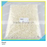 Hot Fix Pearl Half Round Pearl 4mm 1 Bag Have 10000 Pcs                                                                         Quality Choice