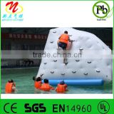 Inflatable iceberg water toy inflatable water tower