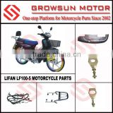Lifan Motorcycle Parts LF100-5 Motorcycle Spare Parts Motorcycle Chain Tensioner