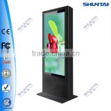 wifi lcd android smart tv 3g advertising display advertising player digital signage totem 65 inch indoor advertising led display