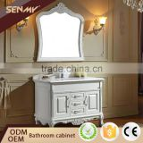 Hot Selling Home Depot Cabinet Bathroom Double Sink Vanity