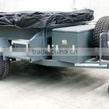 heavy duty off road camper trailer and popular Australia standard camping trailer