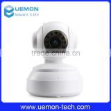 Wi-Fi surveillance security ip video 720P HD monitoring camera, motion detection & instant alerts, 2 way audio