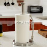 Superior Quality Stainless Steel Tissue Towel Holder/Paper Towel Stand