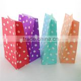 Larger Kraft Paper Bags Christmas Favor Bags for New Year Candy Bars,Kids Birthday Paper Lolly Loot Bags                                                                         Quality Choice