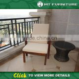 China Online Furniture Shops Deck Wooden Lounge Chair