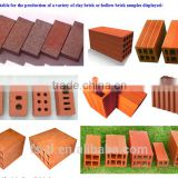 S14 Clay bricks mould hollow bricks mould production line