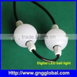 Diameter 51mm 4 SMD5050 Led Ball String Light Stage Lighting Club Lighting Hotel Lighting