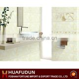 2014 Foshan china new ceramic with flower bathroom tile design                                                                         Quality Choice