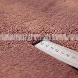 Thick Coral fleece memory cotton living room floor rugs of super soft and gentle feet touching