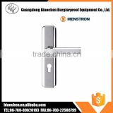 China wholesale high quality single side door handle with lock , sliding door lock , Kdoor knob