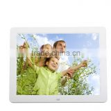 High resolution bulk picture frames digital photo frame 12 Inch Screen Acrylic HD Digital Photo Frame picture frame