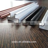 store fixtures aluminum slatwall profile display/ factory price                                                                         Quality Choice