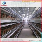 China manufacturer prefabricated poultry shed commercial chicken house