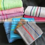 Sell well big size solid color cotton dobby bath towel,Full size many colours soft and good absorption bath towel