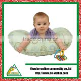 safety playing soft baby crib pillow
