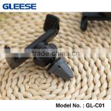 Original Gleese Flexible Cell Phone Holder with 360 Degree Car Air Vent Plastic Mobile Phone Holder