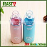 Wholesale Nice Design 500ml Drinking Glass Water Bottle                                                                         Quality Choice