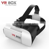 2016 Google Cardboard VR Pro Version VR Virtual Reality 3D Glasses +Smart Bluetooth Wireless Mouse/Remote Control Gamepad